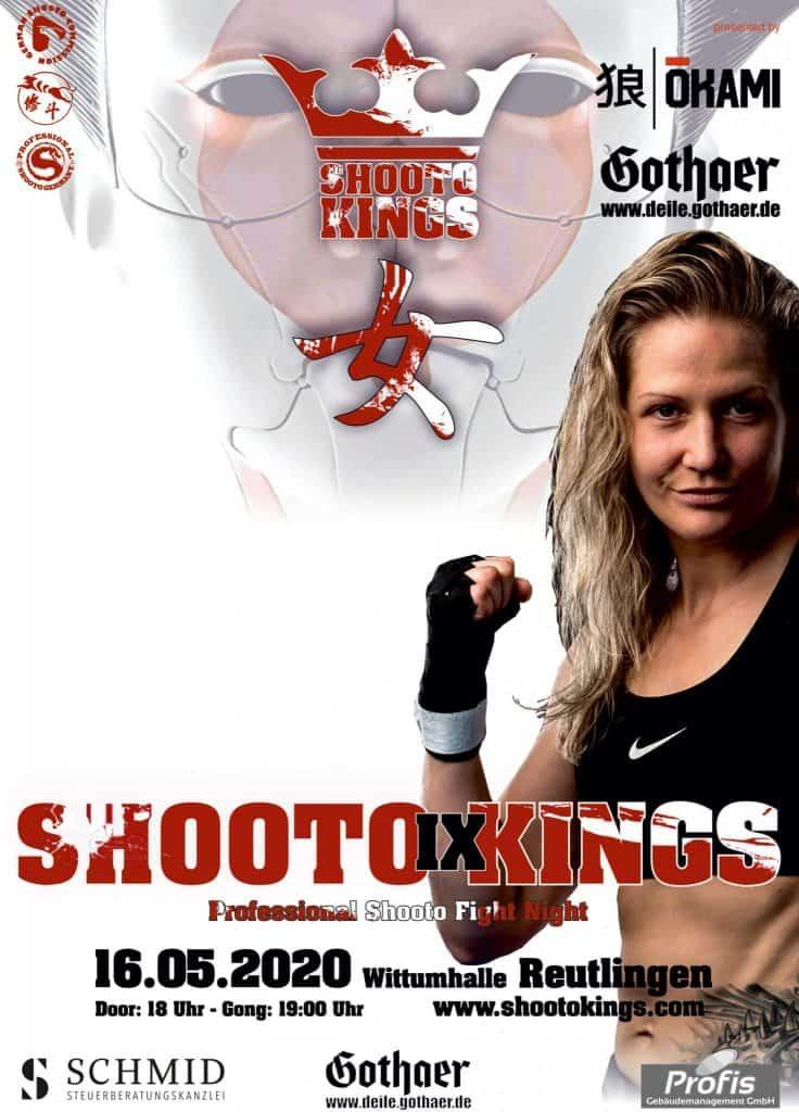 Shooto Kings 9