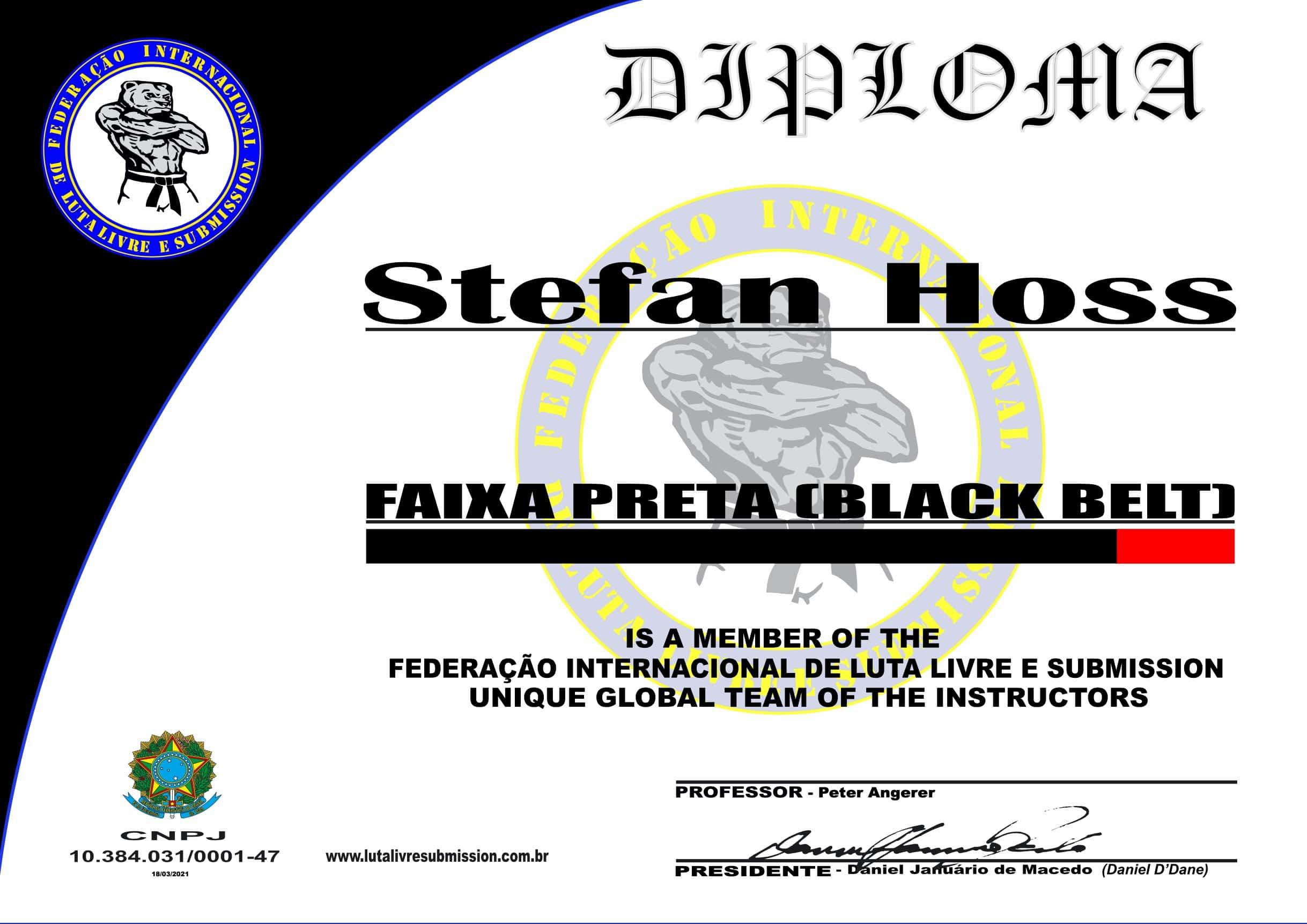 Stefan Hoss